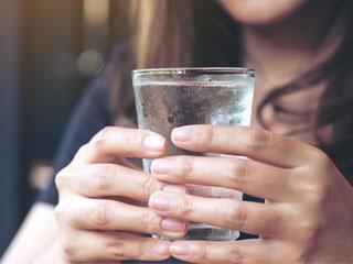 L'histoire du verre d'eau